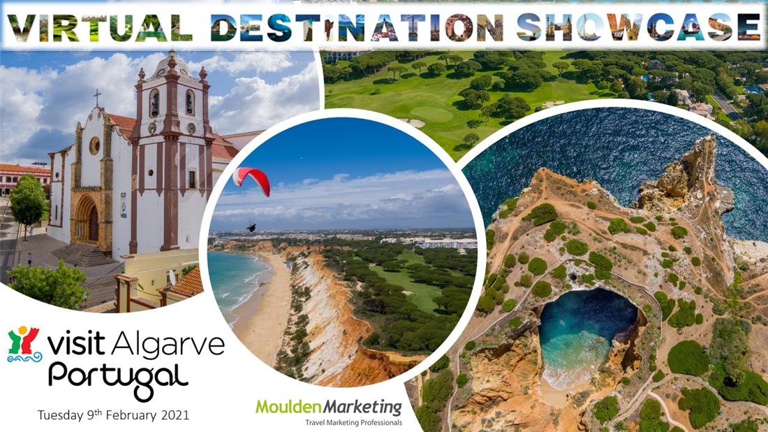 Algarve Virtual Destination Showcase